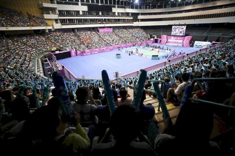 考量國際疫情 台北羽球公開賽連2年停辦