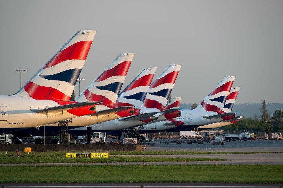 英航機師罷工 影響近1600航班損失15億