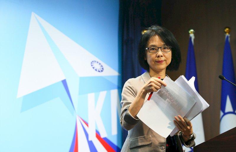 政黨票雖增 區域戰績淒慘 國民黨立委選舉僅奪38席
