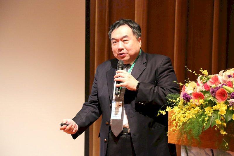 2023在台辦世界醫學資訊研討會 李友專要讓國際看見台灣