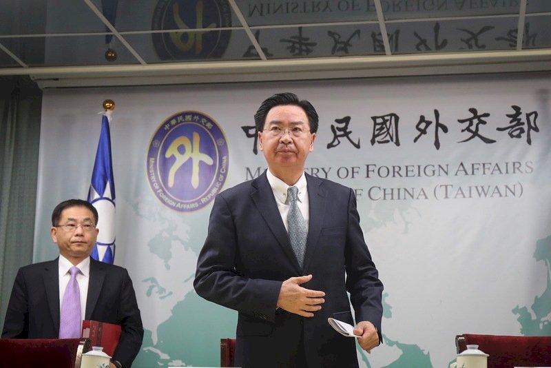 索羅門與我斷交 吳釗燮:中國刻意影響台灣選舉