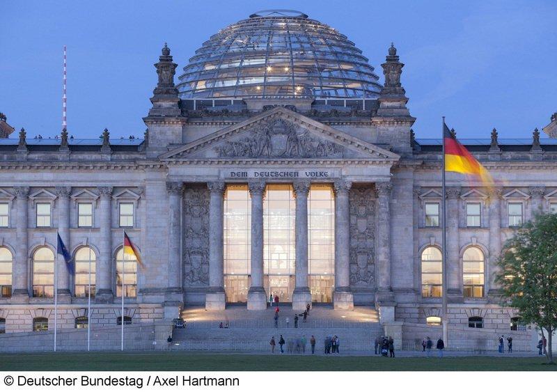 「香港法案」德國國會請願 連署人數達陣