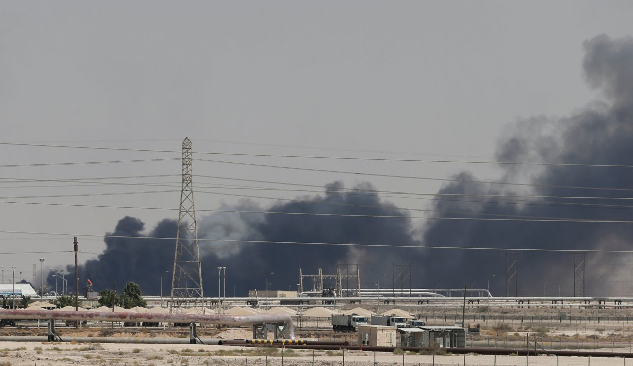 沙烏地遇無人機襲擊 英德2國促國際「集體回應」