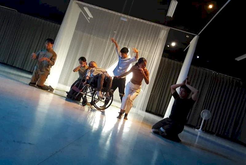 「The Awake」沈浸式舞蹈劇場  為漸凍人發聲