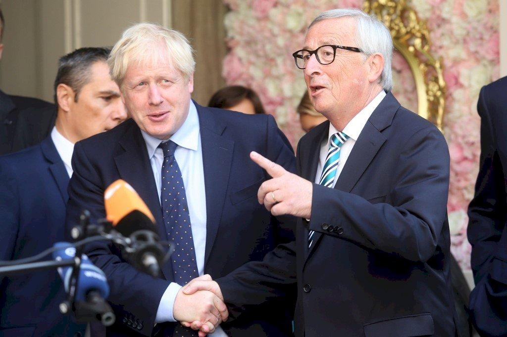 英國脫歐新方案 歐盟冷淡回應