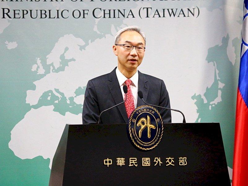 AIT主席莫健訪台 外交部:例行性訪問