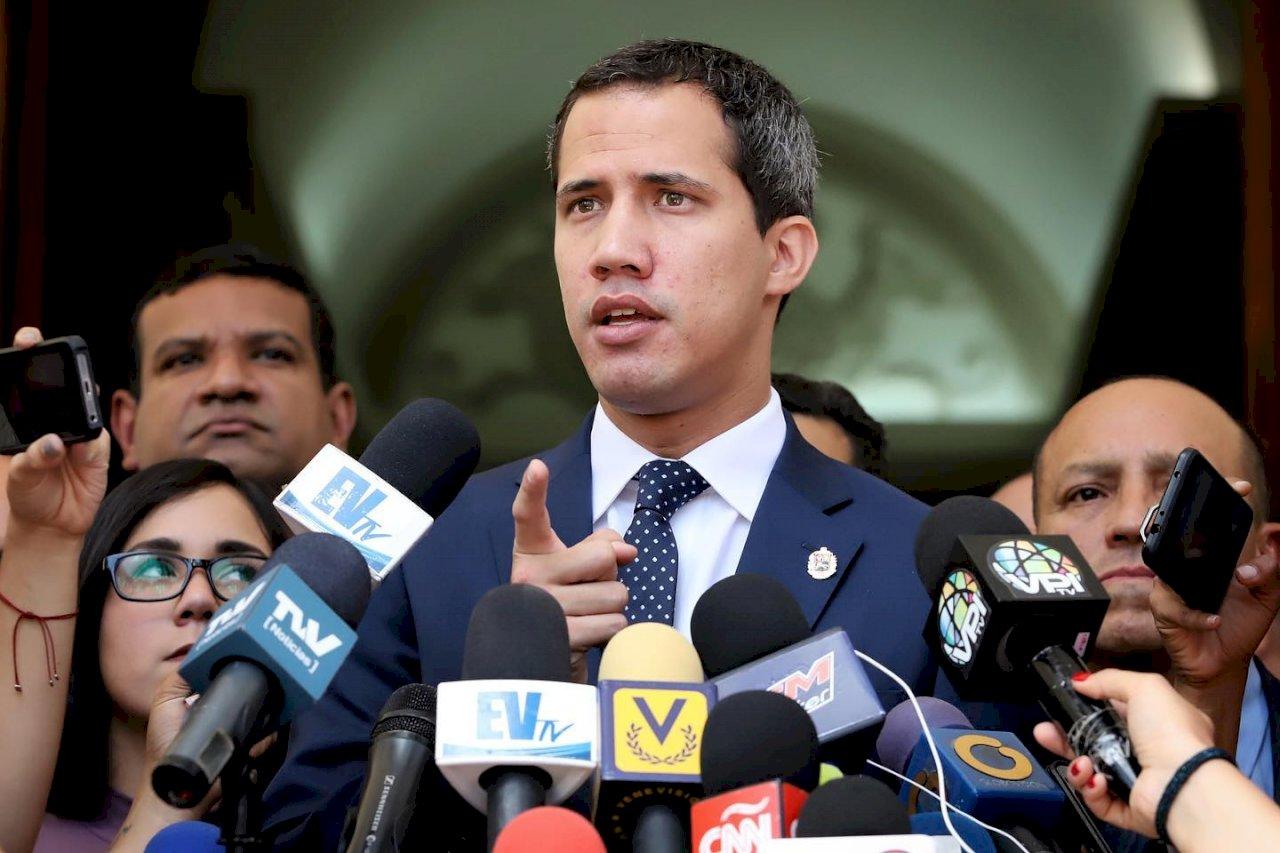 委內瑞拉公平大選誘因 瓜伊多提議美放寬制裁