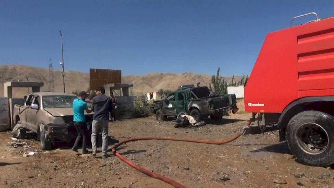 阿總統造勢遭塔利班自殺攻擊 增至26死42傷