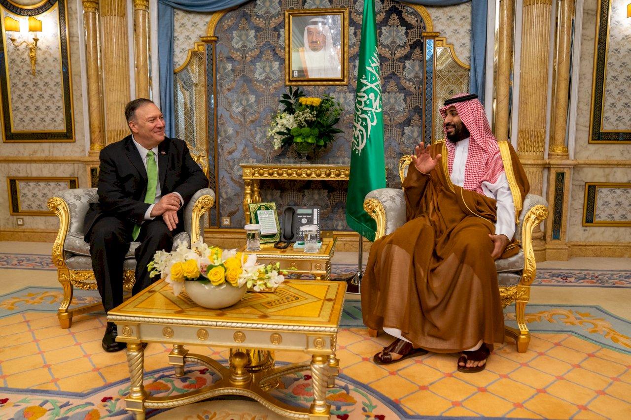 中東緊張升高 蓬佩奧:美支持沙國自我防衛權