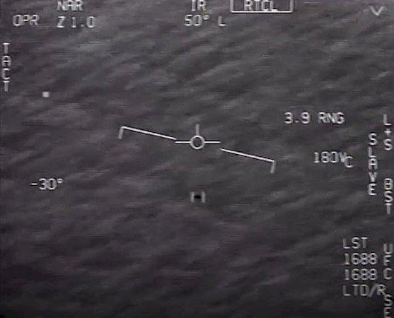 UFO影片流出 美國海軍證實是真的