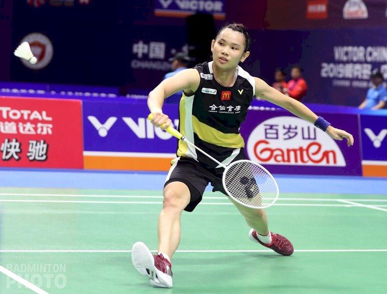 中國公開賽 小戴今晚爭四強