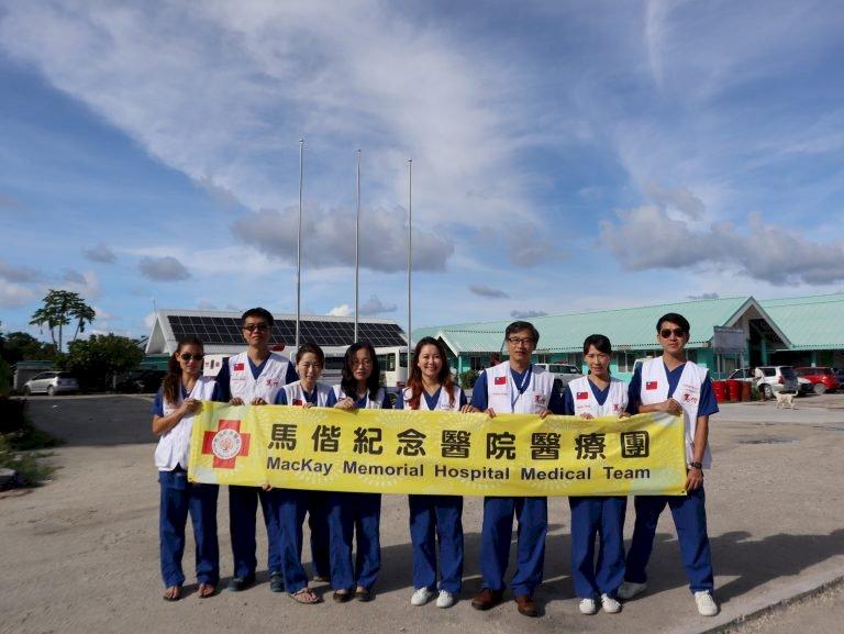 吉里巴斯首間加護病房靠台灣 兩國醫病情誼中斷