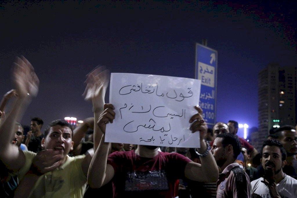 埃及人權不佳 美國凍結1.3億美元軍援