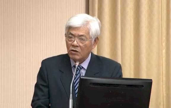 李進勇:蔡總統學位證書經駐英代表處認證無誤