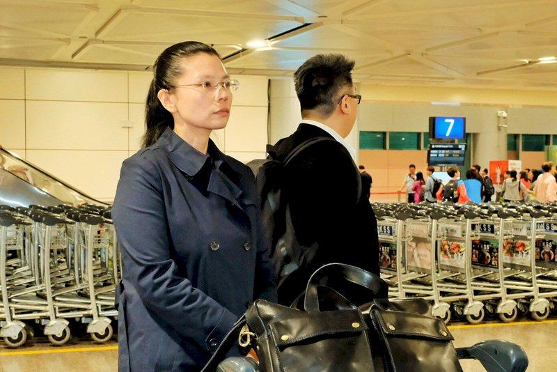 李明哲回台奔喪被阻  李凈瑜:盼中國文明是幻想