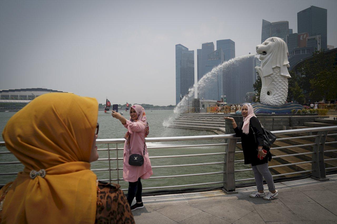 涉資助伊斯蘭國 新加坡逮捕3印尼女傭