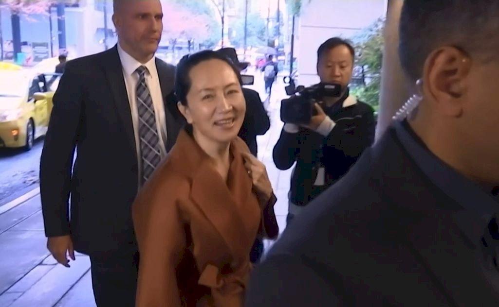 華為公主孟晚舟再出庭 力圖推翻引渡案