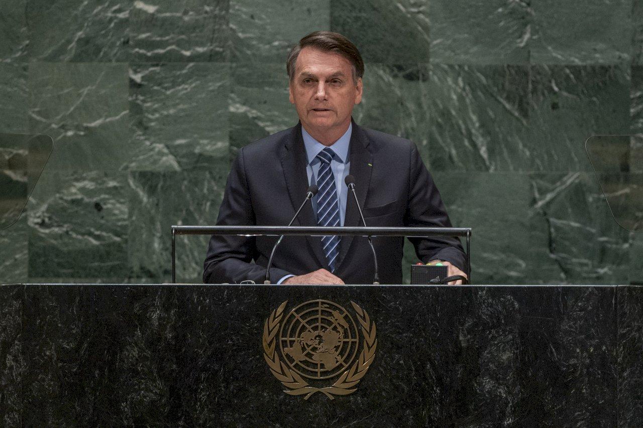 亞馬遜火災受批評 巴西總統反嗆各國煽情攻擊