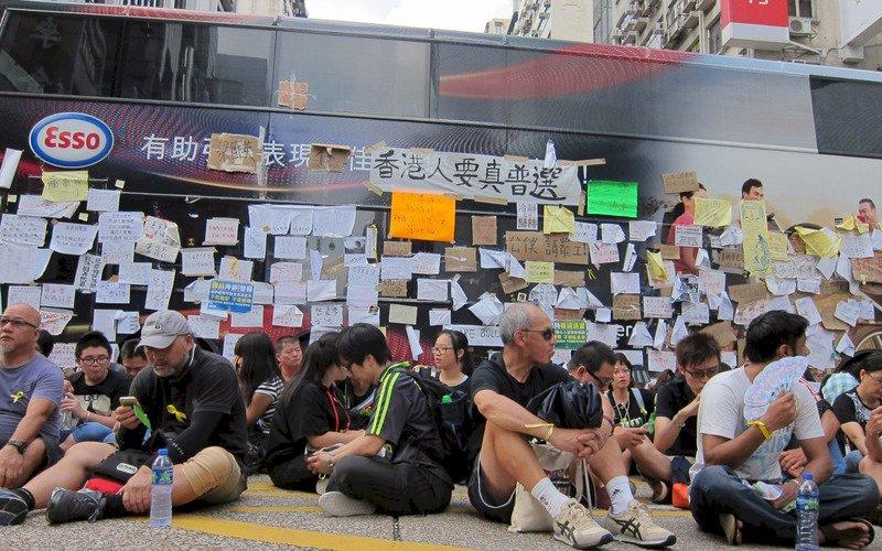 報導香港真普選  32年媒體人最想做的一個報導