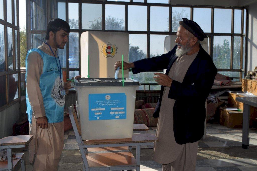 總統大選後 阿富汗恐陷另一次政治不確定