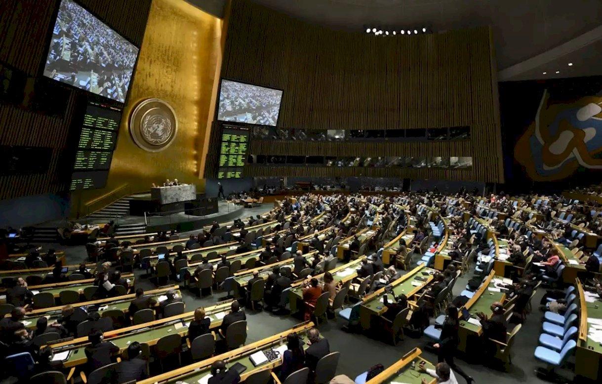 今年怪事多 聯大閉幕塔利班和緬甸不發言
