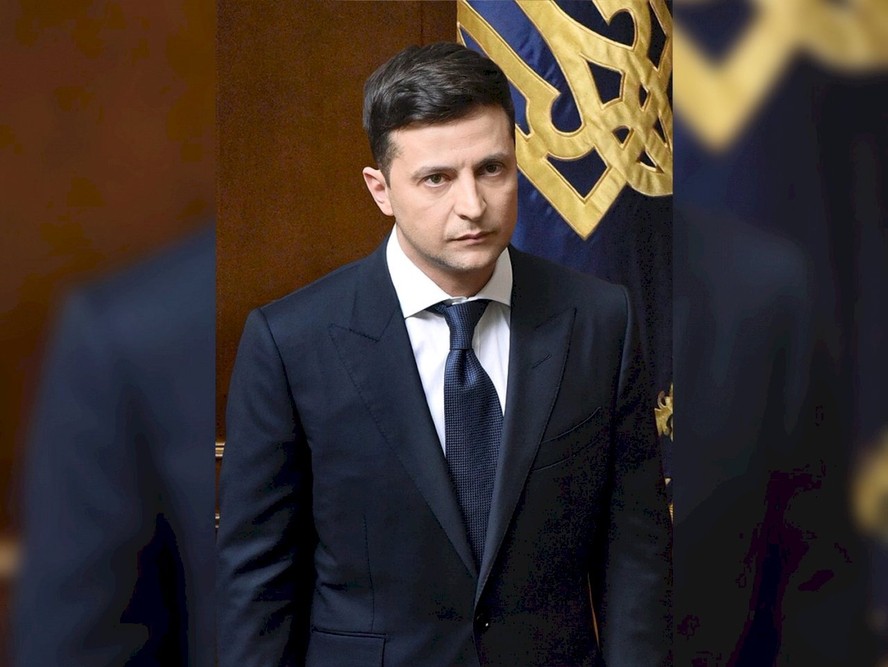 烏克蘭總統:不太可能公布與川普通話記錄