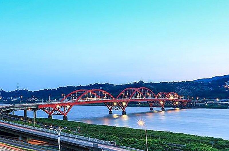 古意台灣系列:也有左岸的浪漫,新北市八里區的淡水河文化