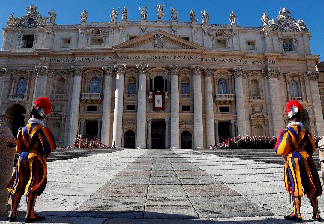 教廷首度正式照會義大利 停止反恐同立法