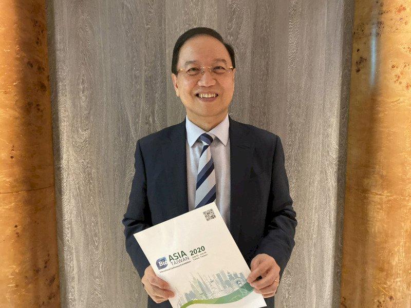 2021亞洲生技大會線上開幕 邀請莫德納創辦人演講