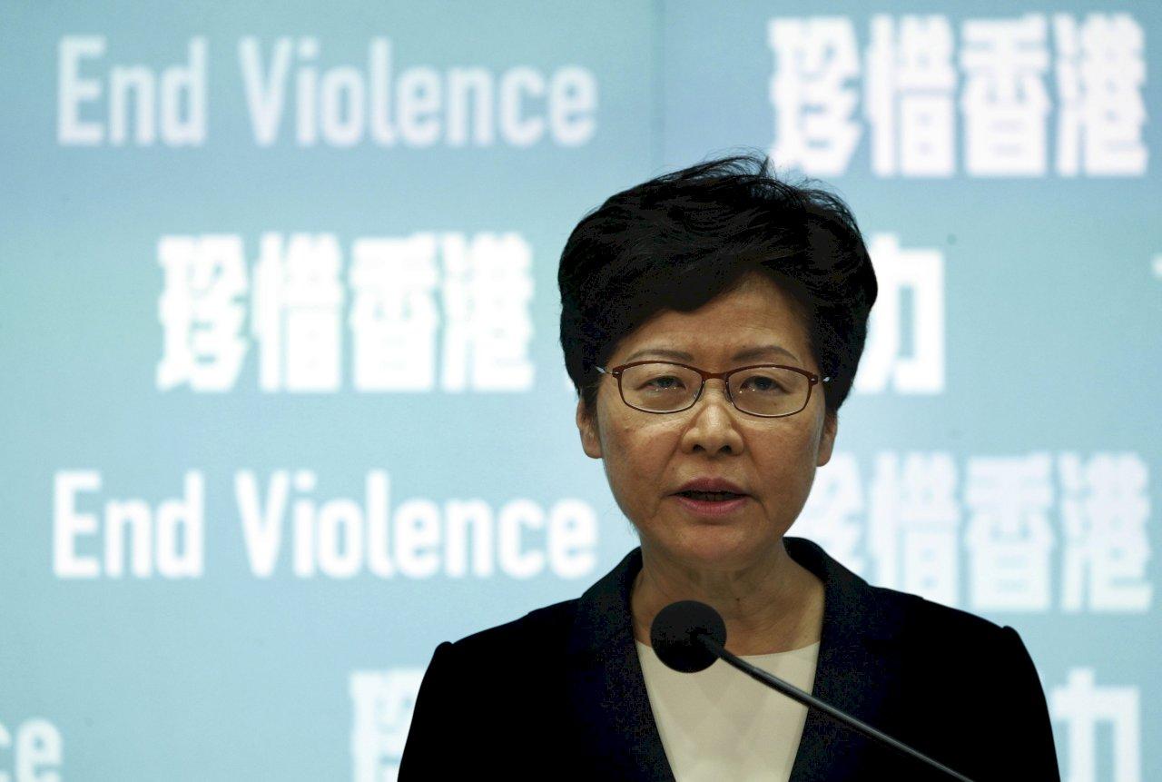蔡子強稱撤換特首報道或代表北京某方勢力想法
