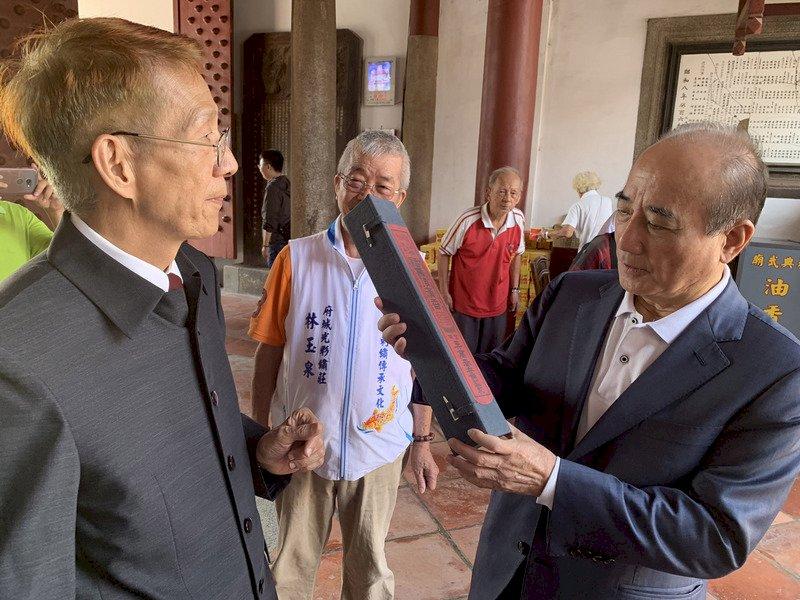 2020大選 王金平:親民黨未推薦就休息