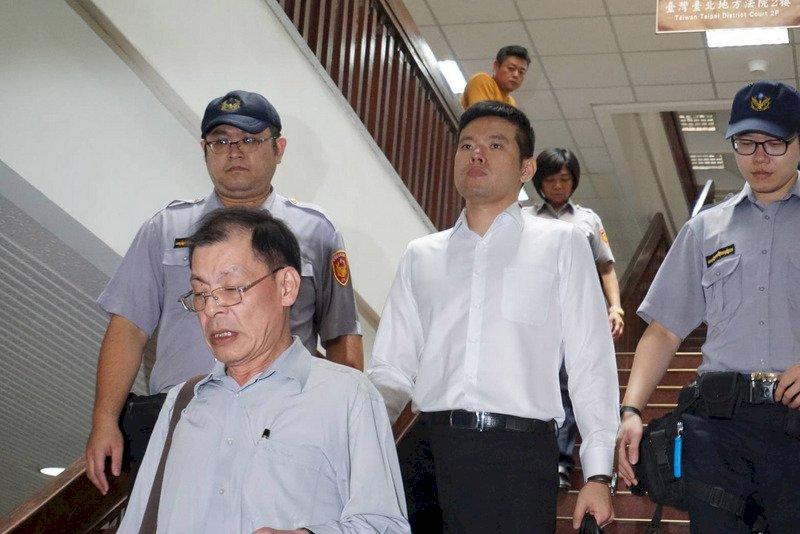 國安特勤私菸案 吳宗憲張恒嘉一審判逾10年重罪