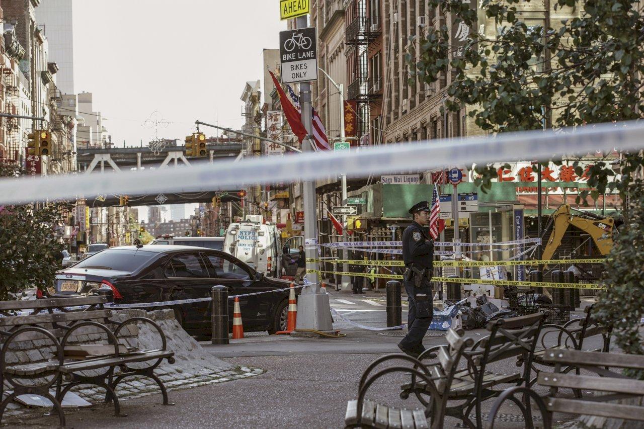 紐約中國城街友命案 兇嫌染毒毆打老母