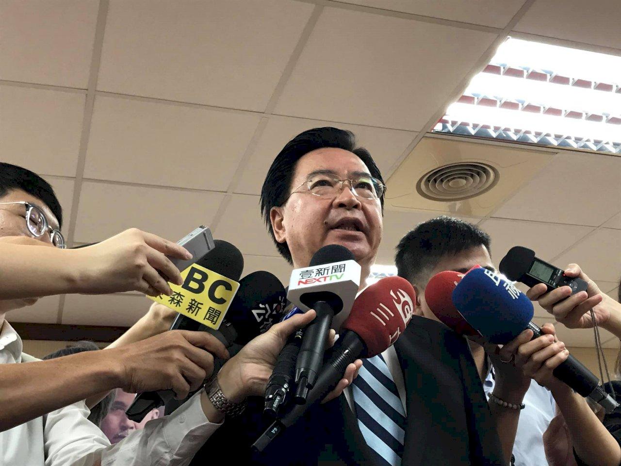 外長吳釗燮訪巴拉圭 深化兩國邦誼