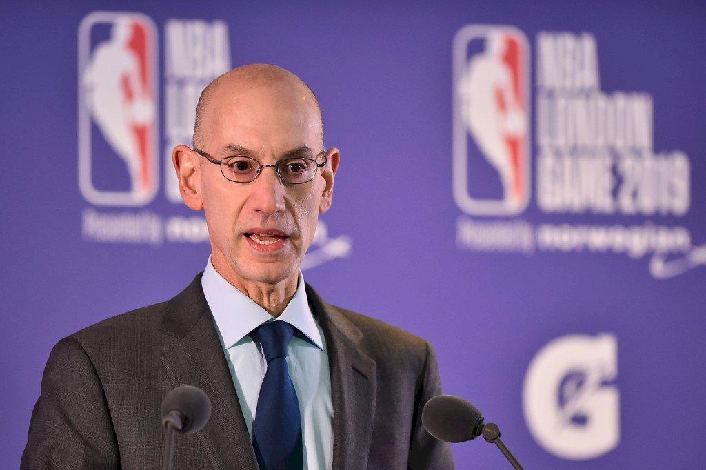 火箭隊事件繼續燒 中國藝人集體缺席NBA活動