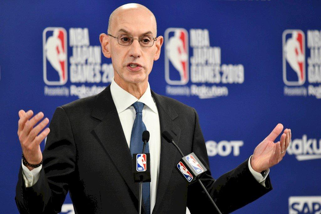 批NBA總裁造謠 中國官媒:為成美式政客熱身