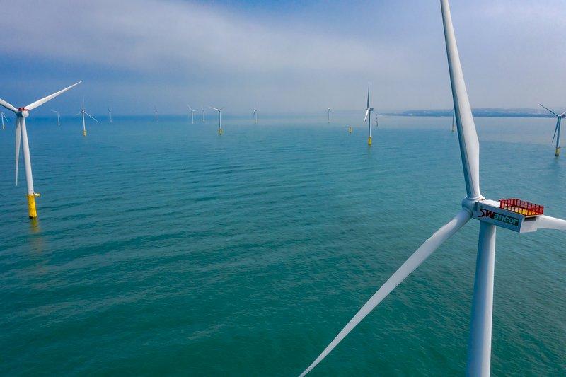 離岸風電區塊開發選商細則今公告 競標價區間出爐