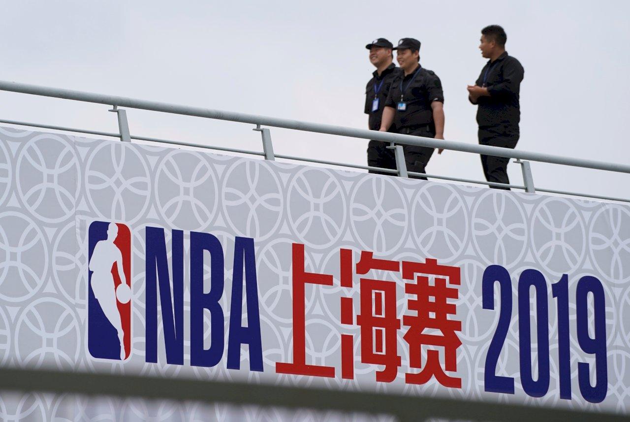 美國會議員籲NBA 暫停在中國所有活動