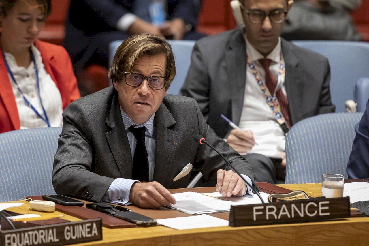 北韓射彈違反安理會決議 歐洲促從嚴落實制裁