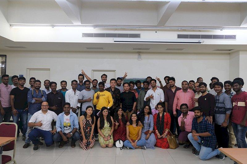 成大印度學生會成立 師長鼓勵投入AI學習