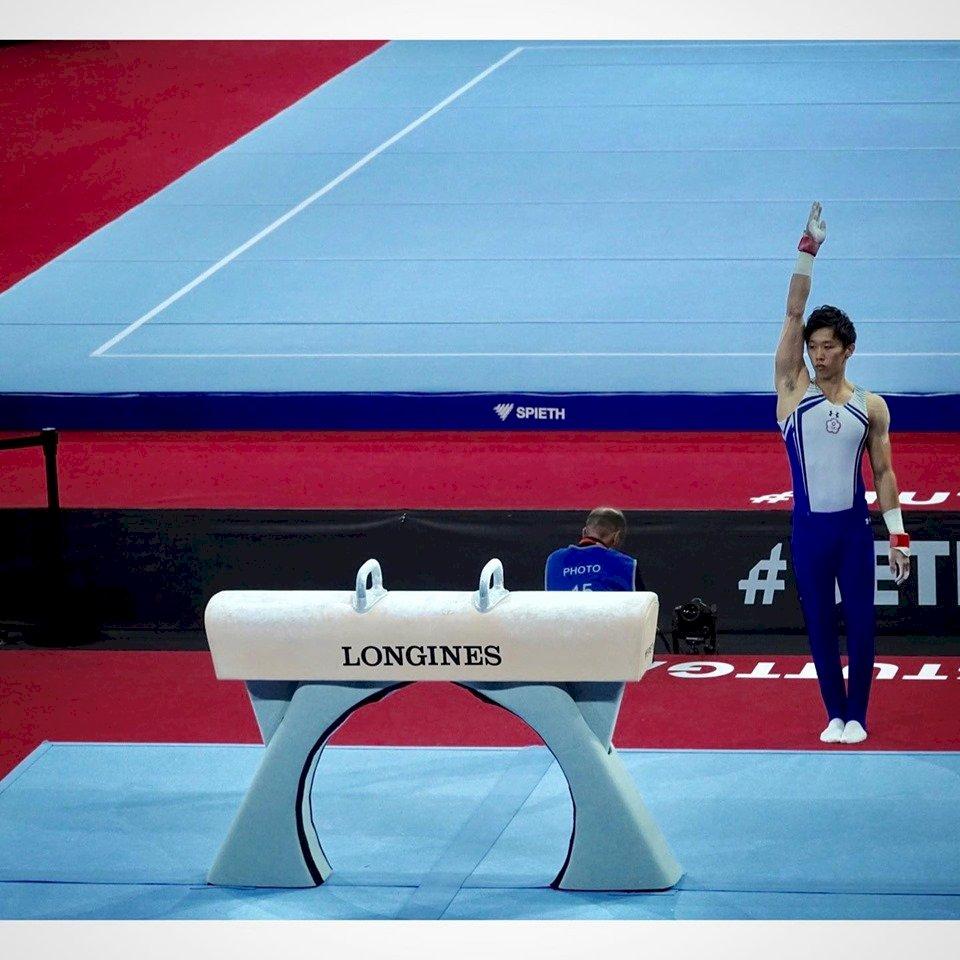 世錦賽全能賽第12名 李智凱不甚滿意
