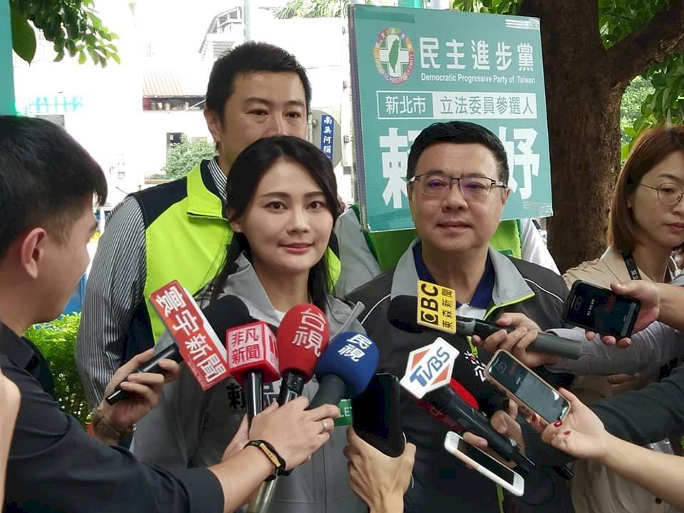 香港局勢 卓榮泰:好像回到希特勒時代