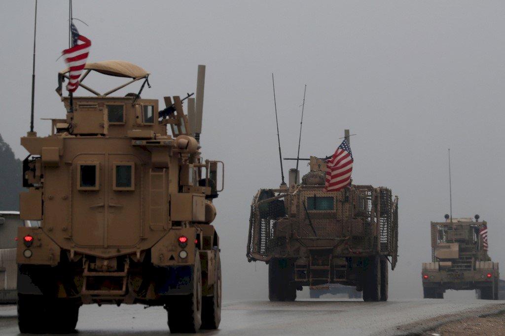 美撤軍敘利亞 法:將採措施保護法軍安全
