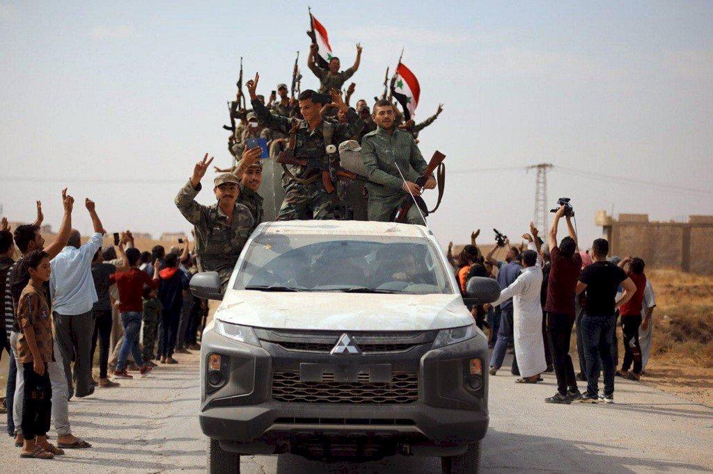 出兵敘北遭美制裁 土耳其:絕不宣布停火