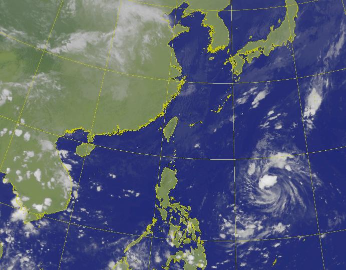 菲東方海面又一熱帶低氣壓形成 恐往沖繩移動