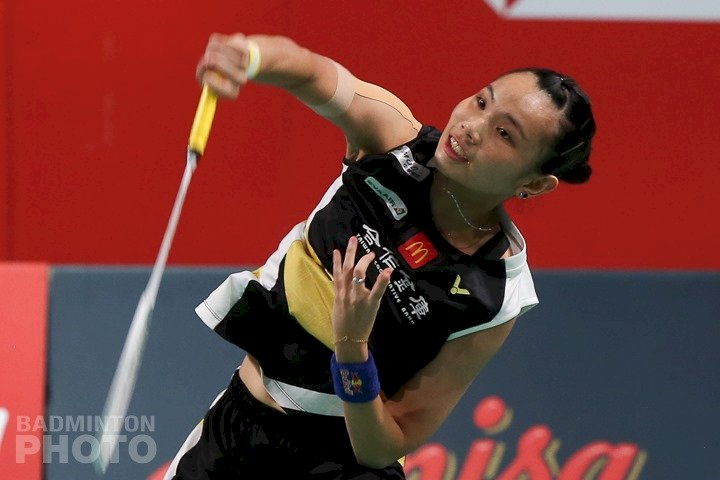 陳雨菲傷退 戴資穎丹麥羽賽爭冠