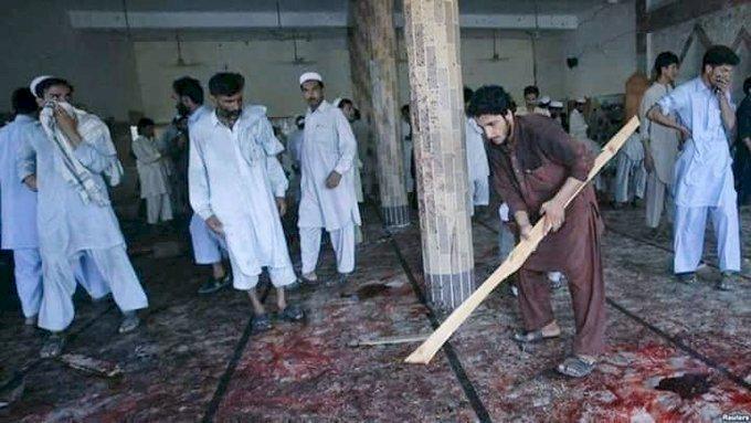 阿富汗東部清真寺爆炸 至少29死逾百傷
