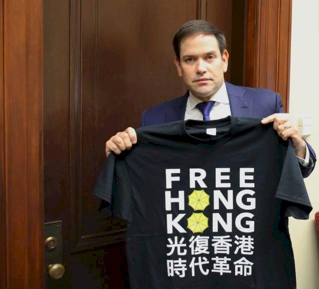 不畏中國制裁 美議員誓言不退縮繼續為香港發聲