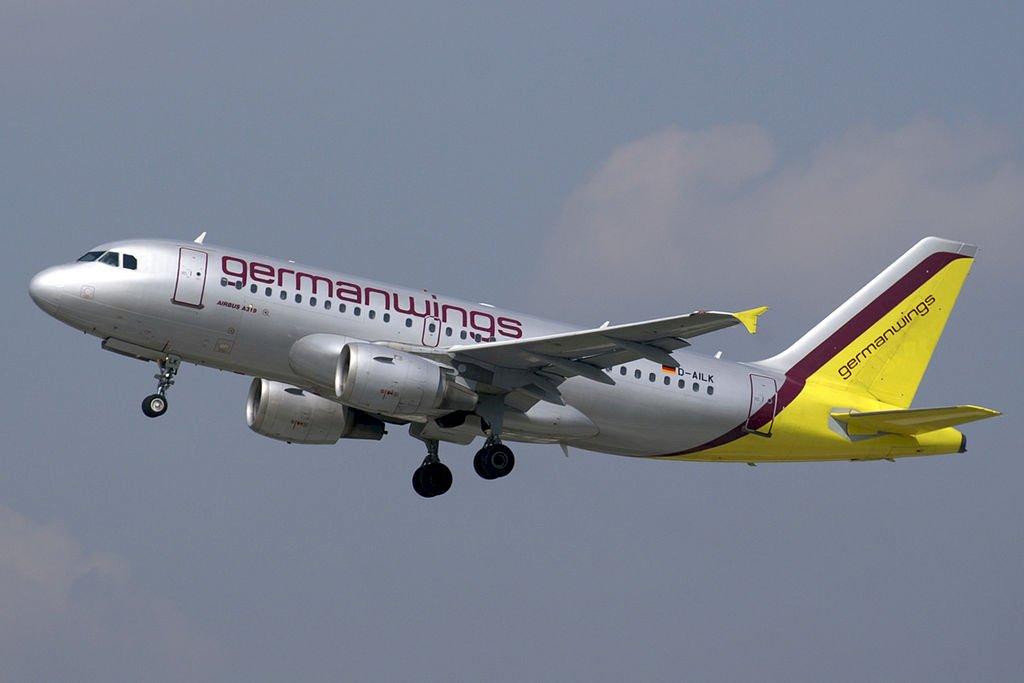 漢莎旗下日耳曼之翼空服罷工 恐影響新年旅客