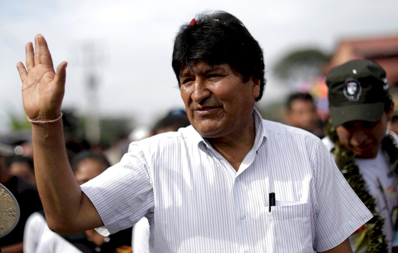 結束流亡 玻利維亞前總統返國